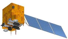 CBERS-3 Satellite